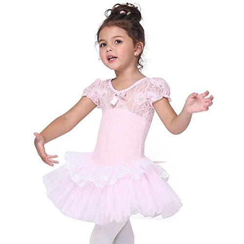 QWE Halloween Kinderkleidung Kleid Ballett Tanz Rock Prinzessin Kleid Mädchen Leistung Kostüm Set