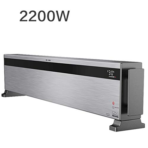 For Sale! Baseboard Household Electric Heater, Prevent Slight Splashing Water Design, with Touch Scr...