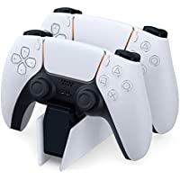 Sony PS5 DualSense Charging Station (White)