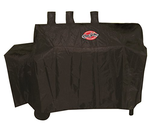 CHARGRILLER Char-Griller 8080 Grill Cover, Fits Duo 5050 Gas-and-Charcoal Grill