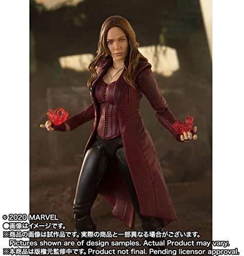 Bandai spirits S.H.Figuarts - Figura de bruja de Los Vengadores