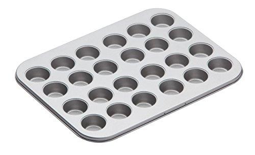 Kitchen Craft Bandeja con Mini Moldes de Repostería Antiadherente 35 x 27 cm