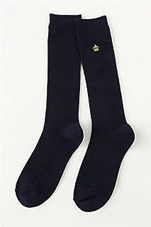 (チュチュアンナ) tutuanna 綿混王冠刺繍スクールソックス32cm丈