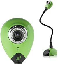 HUE HD Portable USB Camera (Green)