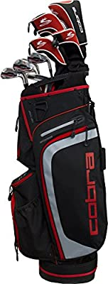 2018 Cobra Golf Men's XL Complete Set