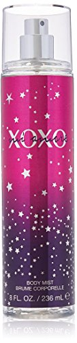 Xoxo MI Amore Body Mist for Women, 8 Fluid Ounce
