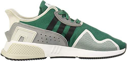 adidas EQT Cushion ADV, Scarpe da Fitness Uomo, Verde (Versub/Negbás/Griuno 0), 41 1/3 EU