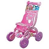 Carro de Boneca Princesa Lider Brinquedos Rosa/Pink