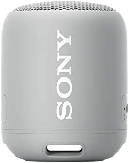 Sony Bluetooth Speaker Sony SRS-XB12 EXTRA BASS Portable BLUETOOTH Speaker, Gray, (SRS-XB12H)