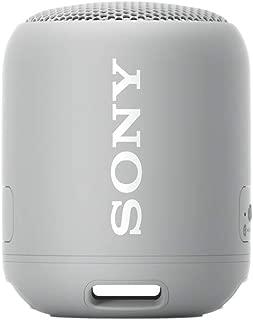 Sony Bluetooth Speaker Sony SRS-XB12 Extra BASS Portable Bluetooth Speaker, Gray, (SRS-XB12H)