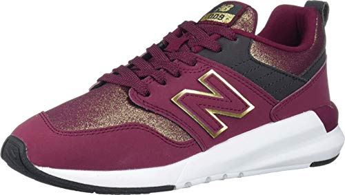 new balance Women's 09v1 Training Shoe Sneaker, Sedona/Gold Metallic, 11 W US