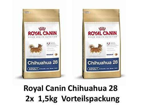 ROYAL CANIN Chihuahua Adult | 2X 1,5kg Vorteilspaket