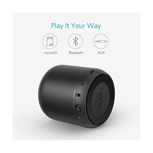 Portable Bluetooth Speaker Micro SD Support 6