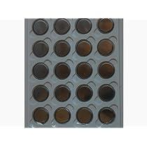 450 pcs CR1632 Bulk 3v Lithium Battery Compatible with 1632 CR1632 BR1632 BR1612-1W DL1632 DL1612B ECR1632 E-CR1632 KCR1632 KECR1632 KL1632 L1632 LITH34 LITH-34 plus Hillflower Coupon
