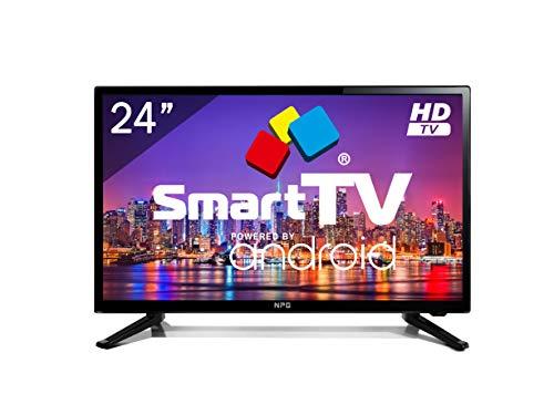 Televisor 24 Pulgadas Smart Tv Marca NPG