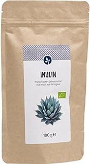 Inulin 100% Bio polvo 180 G Polvo