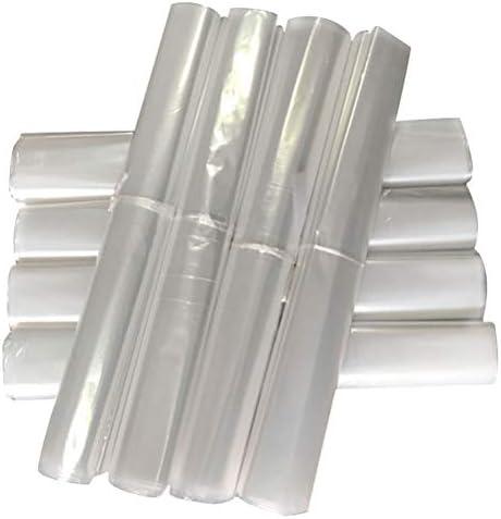 Yardwe 50pcs Disposable Clothes Dust Bag Transparent Clothing Dust Cover 60x100cm product image