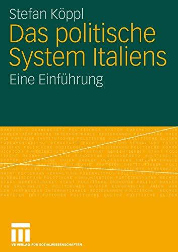 Das politische System Italiens: Eine Einführung