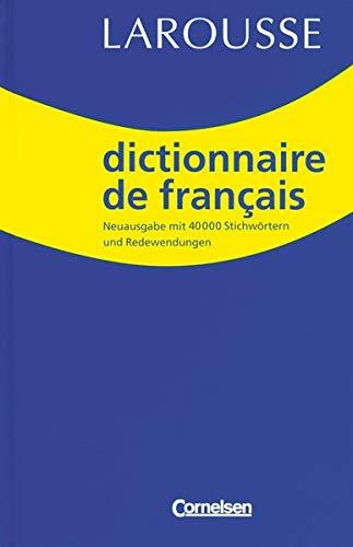 Larousse: Dictionnaire de français - Wörterbuch