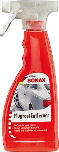 SONAX FlugrostEntferner (500 ml) entfernt aggressive Flugrost-Rückstände sowie Industriestaub von allen Lacken | Art-Nr. 05132000