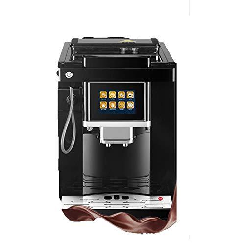 Cafetera automática Un toque para preparar Gran capacidad Máquina para el café Mantener caliente Calentamiento rápido Preparación rápida para el hogar, la oficina, la autocaravana.