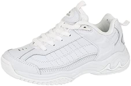 Mirak Unisex Contender Lace Trainer White