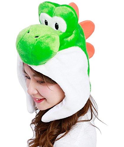 Super Mario Yoshi Mütze BAN-064