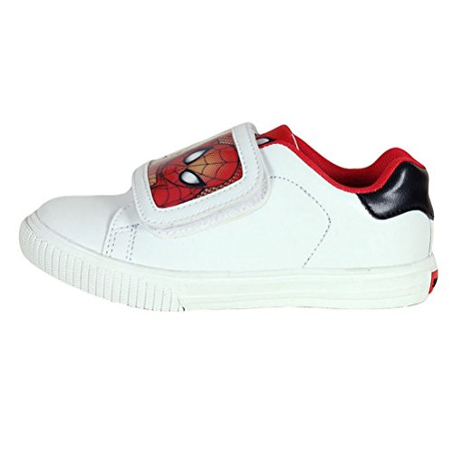 Spiderman - Basket Chaussures à Scratch Taille 32