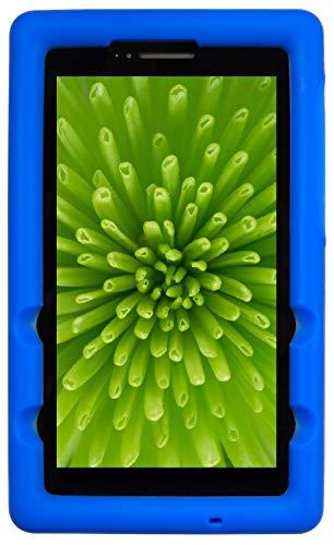 BobjGear Bobj Funda Resistente para la Tableta (17.8) Lenovo Tab E7 (TB-7104F) (Azul)
