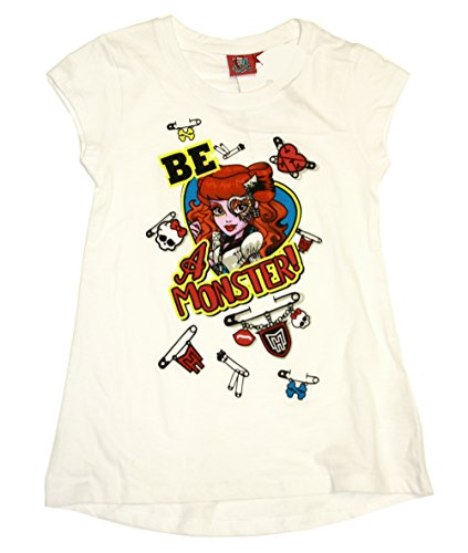 Monster High Mädchen T-Shirt Be A Monster - 152