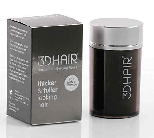 3D Hair Natural Fibres – Blonde 10g