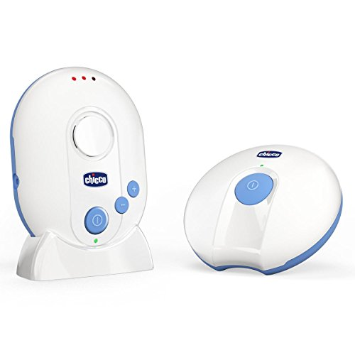Chicco 00007661000000 Always with You Audio Baby Monitor, 10 livelli di volume, 0m+