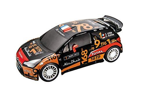 Mondo Motors - 63114 - Véhicule Miniature Radiocommandé - Citroen DS3 WRC R/C - Modèle aléatoire
