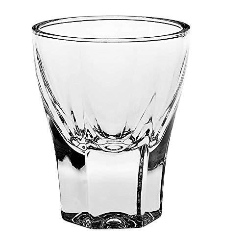 CRISTALICA Vodka Glass Licor Stamper Victoria Imperial 45Ml Cristal Plomo Cristal