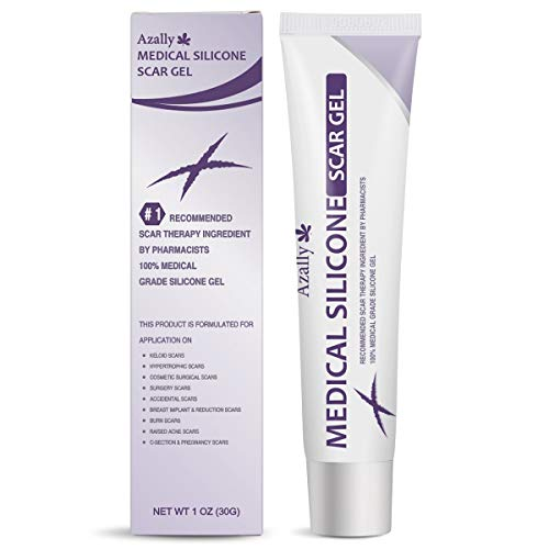 AZALLY Advanced Scar Gel - Scar Dim…