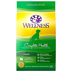 Wellness Complete Health Natural Dry Dog Food- Low sodium dog food