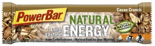 Powerbar Natural Cacao Crunch Riegel, 4er Pack (4 x 40 g)