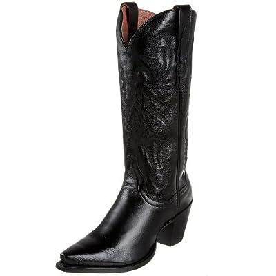 Dan Post Women's Maria Western Boot,Black,10 M US