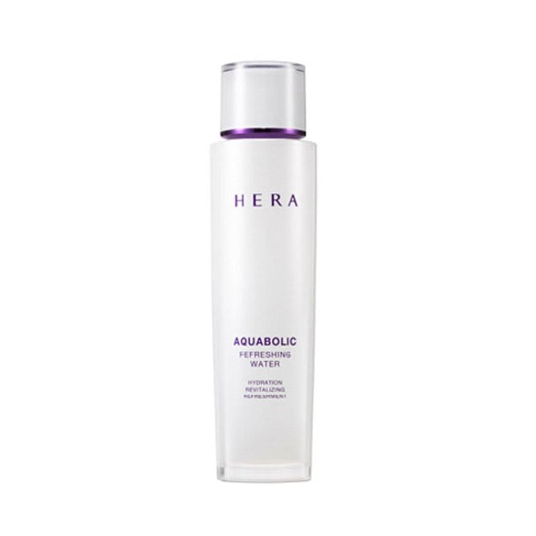 繊維操る深さ(ヘラ) HERA Aquabolic Refreshing Water アクアボリックリフレッシュウォーター (韓国直発送) oopspanda