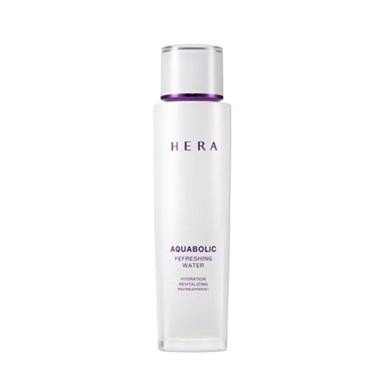 周術期明らかオーナメント(ヘラ) HERA アクアボリック リフレッシングウォーター (化粧水) 150ml / Aquabolic Refreshing Water 150ml (韓国直発送)