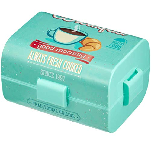 Home Creation Brotbox Lunchbox Vesperbox Frühstücksdose (Breakfast)