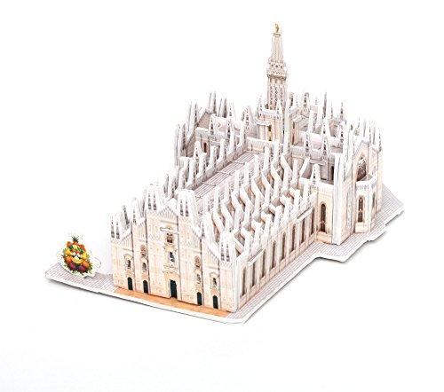 Puzzle 3D, Catedral Pequeño Milan
