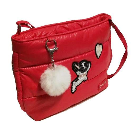 Camomilla Bolso Shoulder Bag Cute Padded
