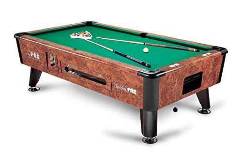 Emporio3 Tavolo da Biliardo Carambola FAS Golden 200 - GB3, radica
