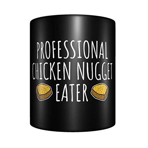 Profional Chien Net Eater - Taza de café de cerámica, diseño único y novedoso, ideal para regalo de cumpleaños
