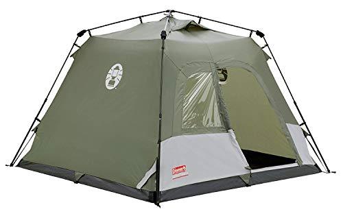 Qjifangzyp Camo Netting Camouflage Net Schaduwnet Buitenstrand, Familiecamping pop-up tent, groen - voor 3-4 personen Camouflage net outdoor verborgen tent