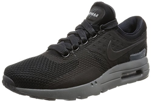 Nike Herren Air Max Zero Qs Crosstrainer, Black, 40.5 EU