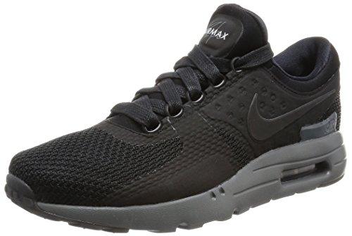 Nike Herren Air Max Zero Qs Crosstrainer, Schwarz, 43 EU
