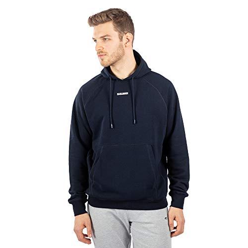 SMILODOX Heren Hoodie Base   Hoodie voor sport en fitness & dagelijks leven   Sports Pullover - Sweatshirt Sweater - Long Sleeve Sweater - Sports Shirt