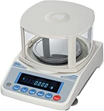 A&D FX-120i Precision Balance,Compact Scale 122 g X 0.001 g,Draft shield,RS232,5year warranty,New